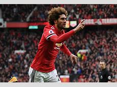 Manchester United 2 Arsenal 1 Fellaini wins it late with