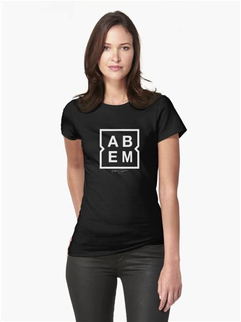 """Check spelling or type a new query. """"DAZN logo parody - ABEM"""" T-shirt by Zero81 