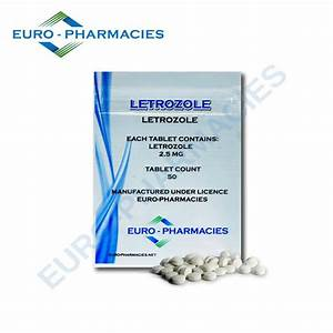 Letrozole Euro Tab  50 Tabs   Legal Anabolic Steroids For Sale