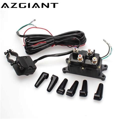 Azgiant Car Fog Light Wiring Harness Kit Loom For