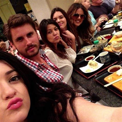 How the Kardashians Are Supporting Scott Disick After His ...