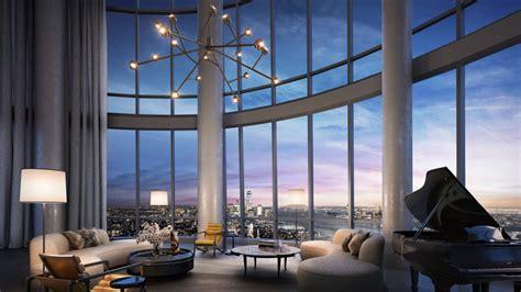 penthouse   fifteen hudson yards   york city
