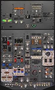737ng Overhead Panel