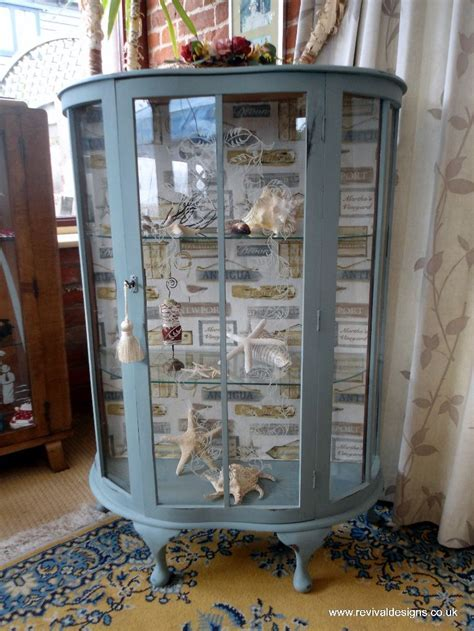 Antique Glass Cabinet   Antique Furniture