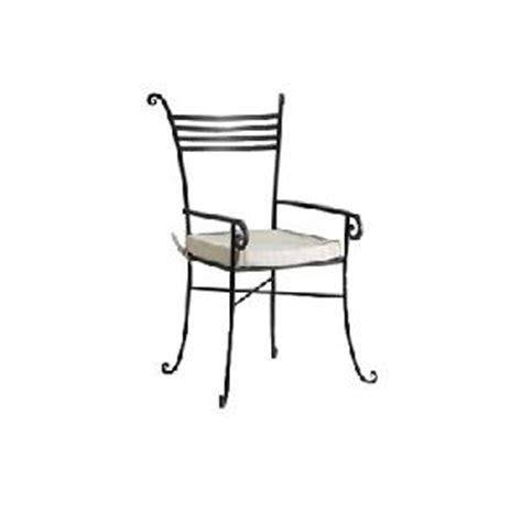iron chair cushions chair pads cushions