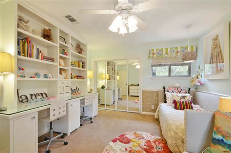 25+ Kids Study Room Designs, Decorating Ideas