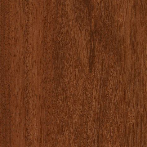 luxury vinyl wood flooring trafficmaster allure 6 in x 36 in sapelli red luxury vinyl plank flooring 24 sq ft case