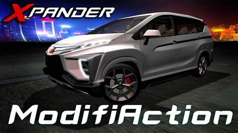 Mitsubishi Xpander Modification by Mitsubishi Xpander Teaser View Simple Modification