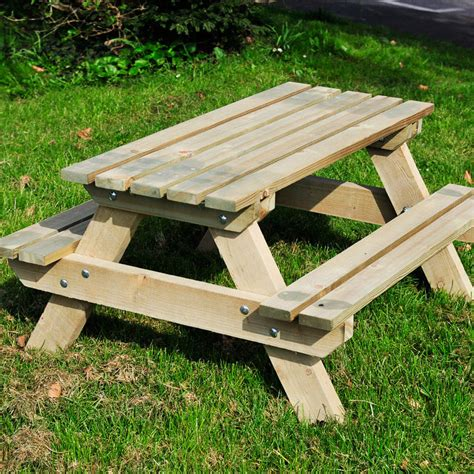 kitchen island tables picnic tables the wooden workshop oakford