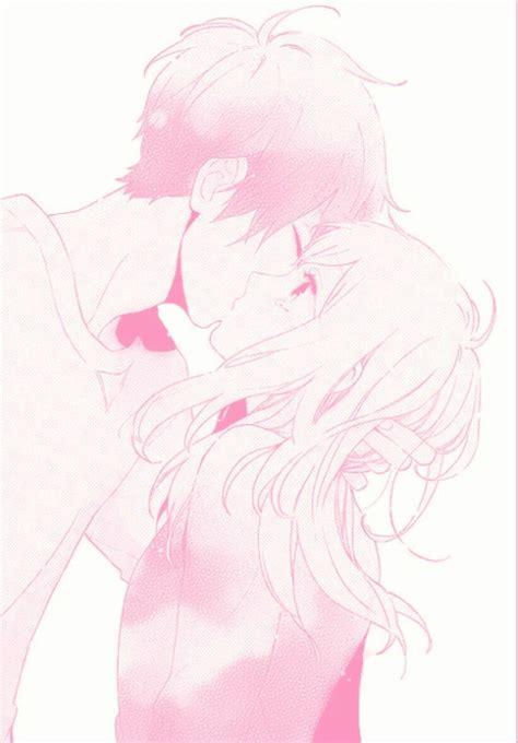 anime couple aesthetic wallpaper baka wallpaper