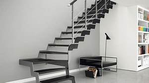 Escalier Metal Prix : prix d 39 un escalier quart tournant co t de r alisation ~ Edinachiropracticcenter.com Idées de Décoration