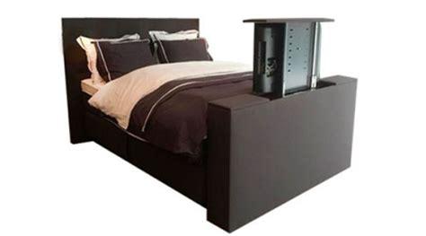 boxspring tv bed boxsprings met tv lift boxsprings