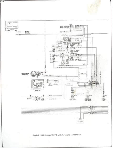 1988 Chevy Truck Alternator Wiring by Wrg 9423 1986 Chevy 454 Stock Engine Belt Diagram Wiring