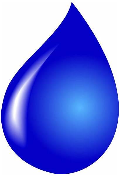 Water Drop Clip Clipart Svg Vector Royalty