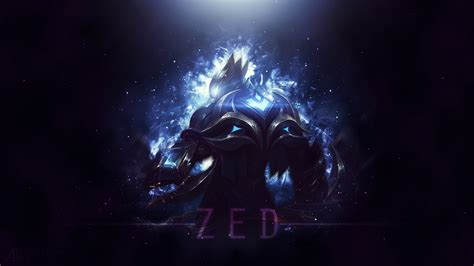 Zed Animated Wallpaper - chionship zed lol wallpapers