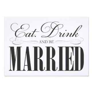 image result  eat drink   married logo wedding