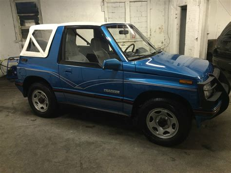 1994 chevy tracker 1990 chevy geo tracker 4x4 convertible classic chevrolet