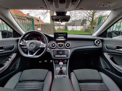 Its follow‑up is out to lead you deeper into temptation. Mercedes cla amg-line interior : mercedes_benz