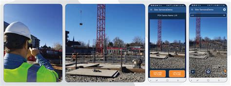 sitepov mobile app sensera systems