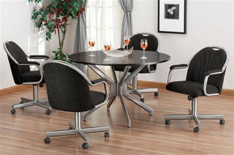 Dining Chairs With Casters   FIF Blog