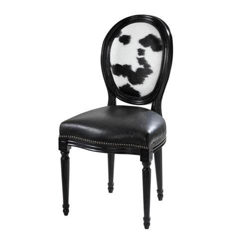 chaise louis maison du monde chaise vache louis maisons du monde