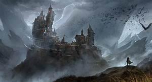 Dracula Castle by nkabuto on DeviantArt