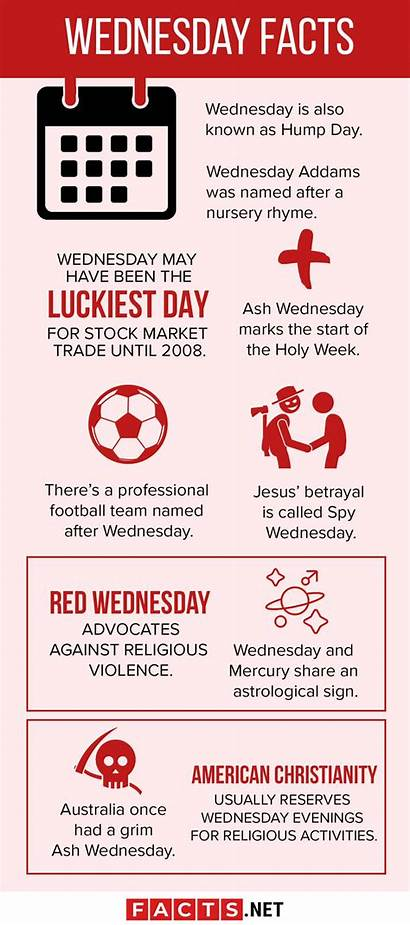 Wednesday Facts Hump Infographics Everything