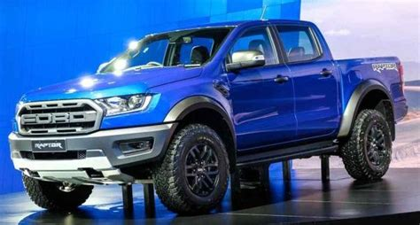 ford ranger raptor  officially disclosed  pricing