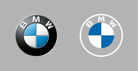 BMW unveils new flat and transparent logo, geared towards ...