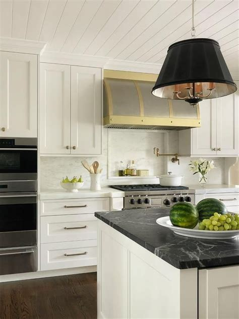 picture of kitchen islands best 25 black marble countertops ideas on 4192