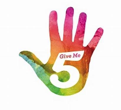 Gimme Five Campaign Give Hand Launches Sources