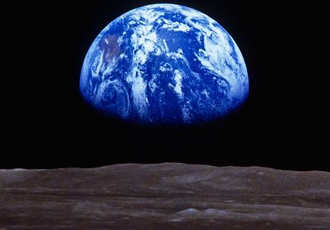 La Terre Vue De La Lune Nasa by Un Coucher De Terre Vu De La Lune Os Planets Dwarf