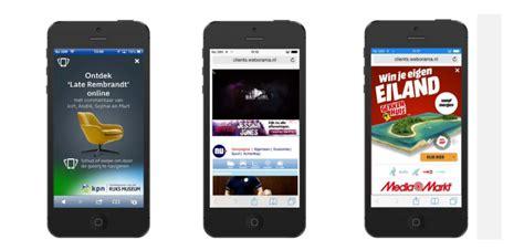 Mobile Benchmark by Weborama Presenteert Belangrijkste Inzichten Mobile