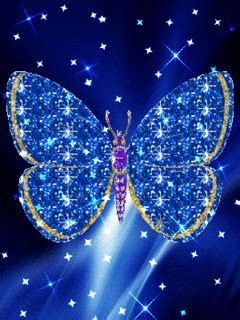 beautiful blue 39 s superior animated butterfly gif blue butterfly free