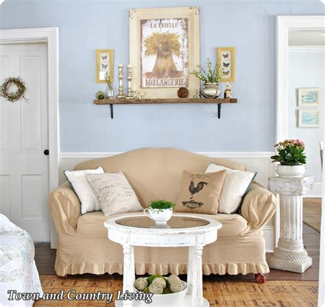Summer Farmhouse Decorating Tips  Town & Country Living