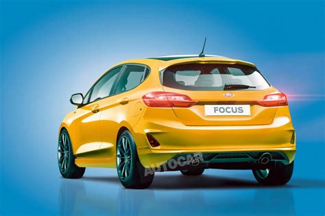 Neuer Ford Focus St by 2019 Ford Focus St Review Release Date Specs Redesign