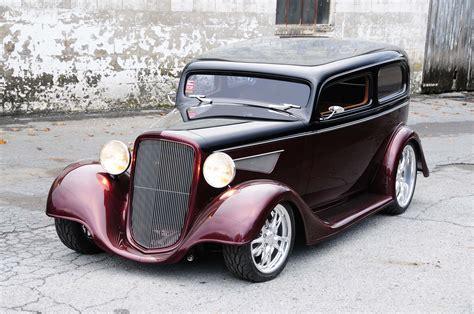Chevrolet Rods by 1934 Chevrolet Sedan 4k Ultra Hd Wallpaper Background