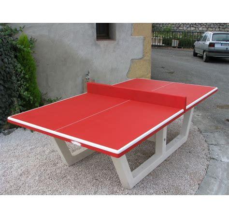 meuble de cuisine cing table ping pong exterieur beton 28 images table de