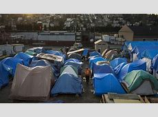 Homeless rights lawyer to create tent city in downtown