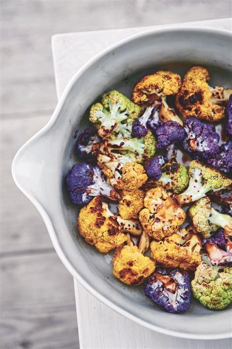 colored cauliflower three colored cauliflower recipe organic spa magazine