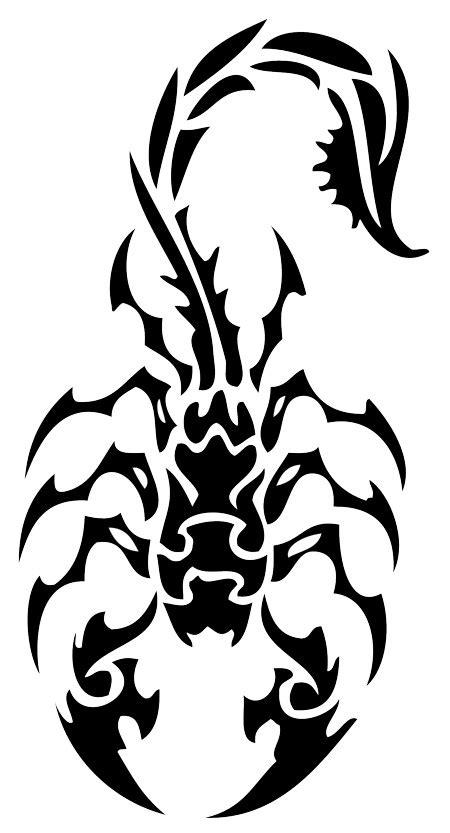 Scorpion tattoo design - Tattoo Design Ideas
