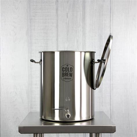 Commercial Cold Brew Coffee Maker (15 Gallon)