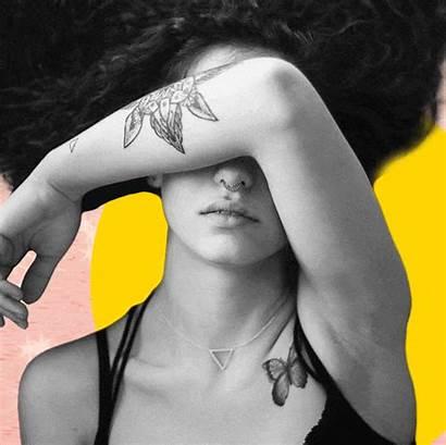 Tattoo Artists Tatoo Weltbeste Femela Follow Maedchen