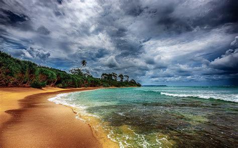 gambar wallpaper pemandangan pantai gudang wallpaper