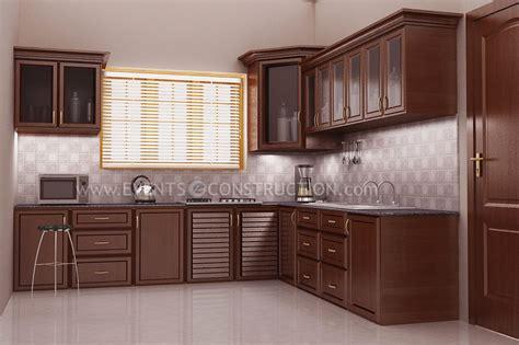 evens construction pvt  kitchen design  wooden