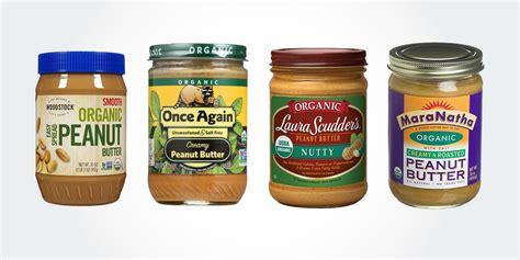 Best Peanut Butter Top 8 Best Organic Peanut Butter 100 Peanut