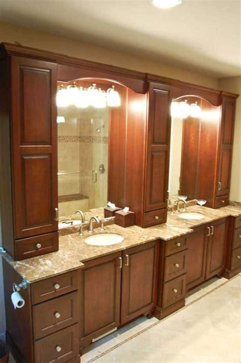 Diy Bathroom Vanity Tower by Kitchenmaster Bathroom Remodeling