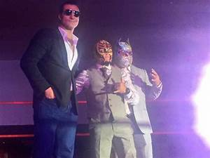 Rey Mysterio's Return To AAA Announced, Photos From Today ...
