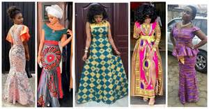 modest wedding dresses 10 so classic and chic ankara collections amillionstyles