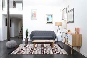 14 idees deco de tapis berbere With tapis berbere avec canapé portofino
